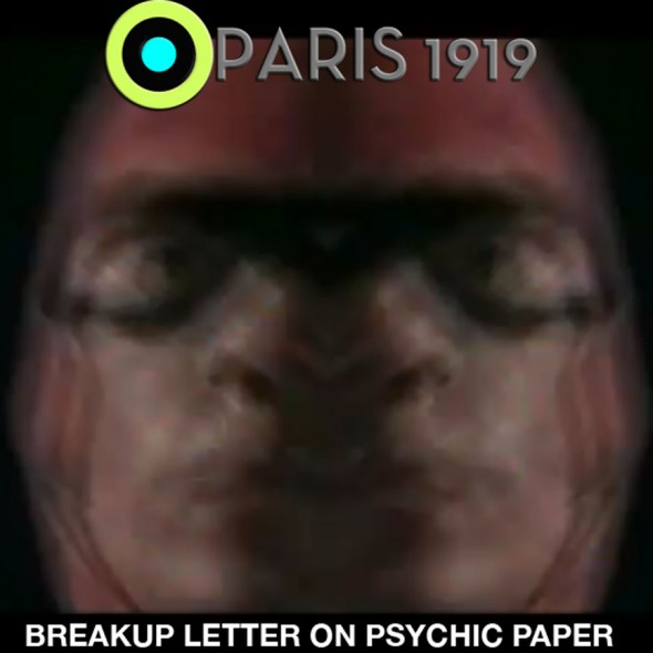 break Up Letter on Psychic Paper